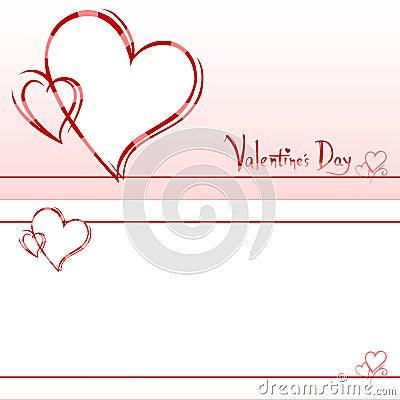 Valentine s invitation card