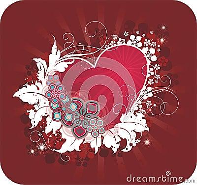 Valentine s postcard