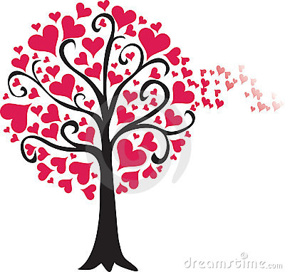 Valentine tree breeze