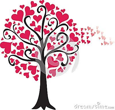Valentine tree breeze