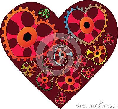 Valentines дня карточки