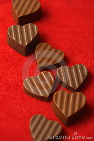 Valentines дня шоколадов