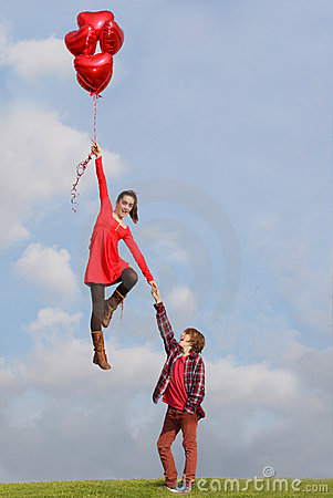 Valentines пар