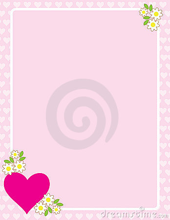 Valentines Border