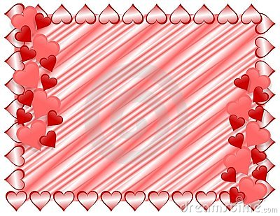 Valentines Day Borders Free Valentines-day-border-hearts-    Valentines Day Candy Borders Free