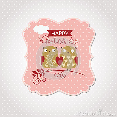 Free Valentines Day Card Royalty Free Stock Image - 28837706