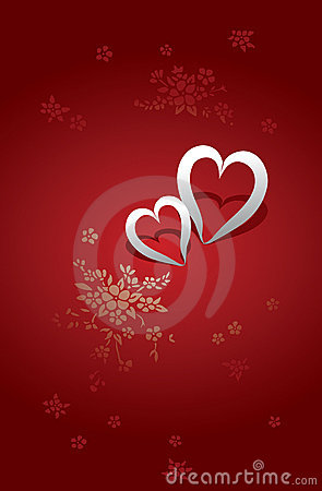 Free Valentines Day Card Royalty Free Stock Image - 3276196