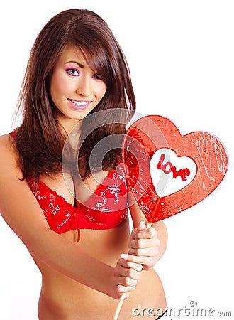 The Valentines day celebrities