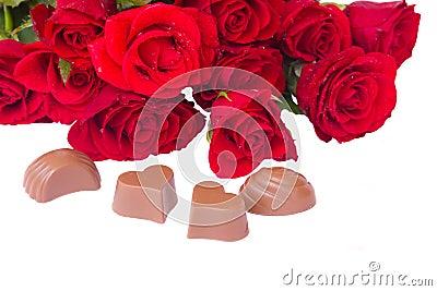 Valentines day cocept
