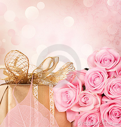 Free Valentines Day Gift Stock Photography - 12345202