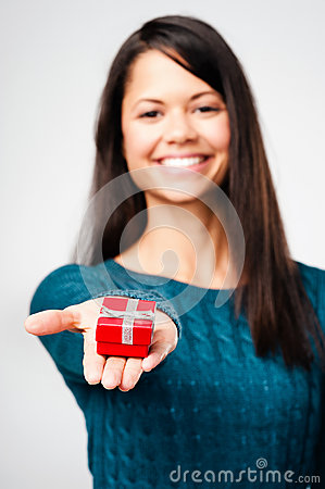 Valentines day gift woman