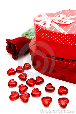 Free Valentines Day Gifts Stock Images - 22807784