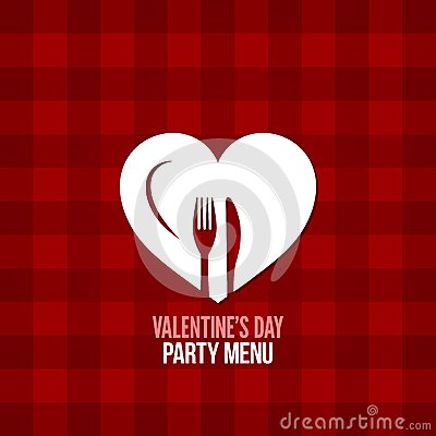 Free Valentines Day Menu Food Drink Design Background Stock Image - 36993071