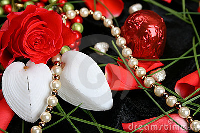 Valentines Day Pearls