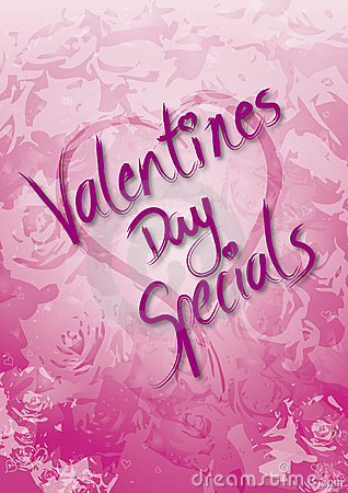 Stock Images: Valentines Day Specials