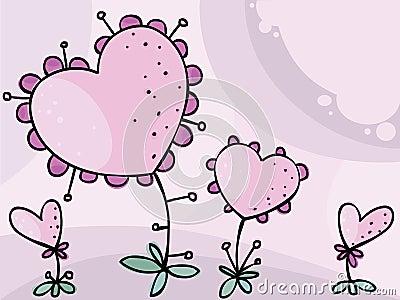 Valentines flower