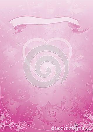 Valentines Heart Banner