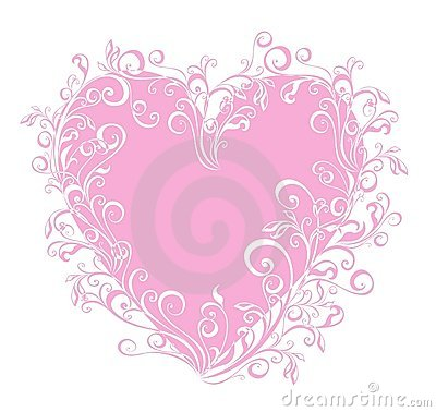 Valentines Heart. Vector illustration