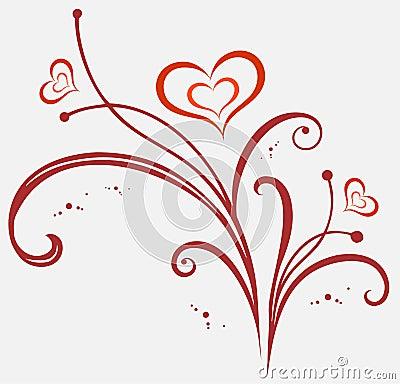 Valentines ornament