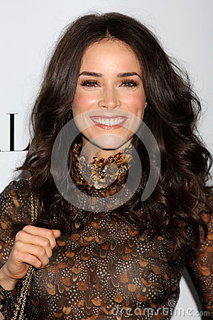 Valentino,Abigail Spencer Editorial Stock Photo