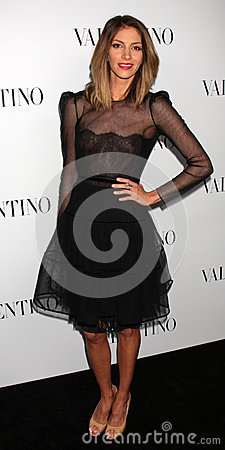 Valentino,Dawn Olivieri Editorial Photo