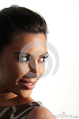 Valentino,Kim Kardashian Editorial Image