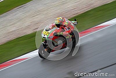 Valentino Rossi Editorial Stock Image