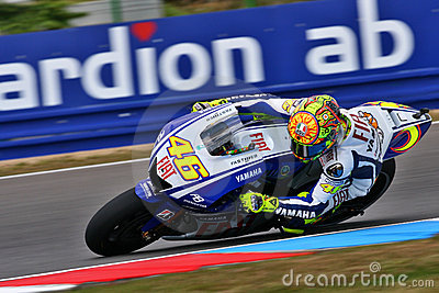 Valentino Rossi - 46 - Vale Editorial Stock Photo