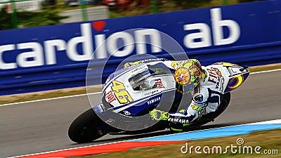 Valentino Rossi - 46 - Vale Editorial Image