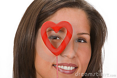 Valentinsgruß Monocle