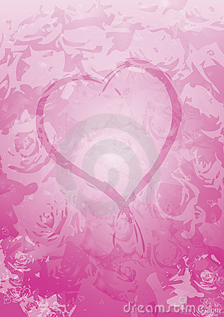 Valentinsgruß-Tageshintergrund