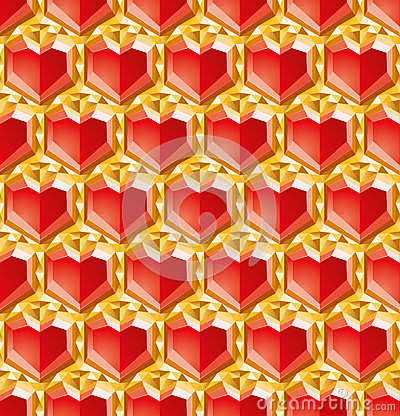Valentinsgrußdiamanten