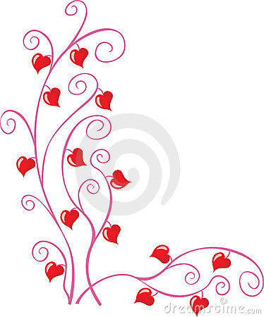 Valentinsgrußecke