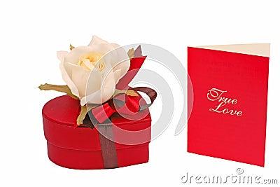 Valentinsgrußgeschenke