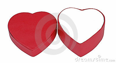 Valentinsgrußkasten
