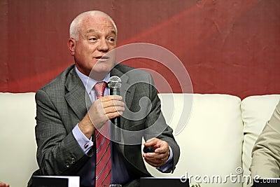 Valeriu Stoica Editorial Photo
