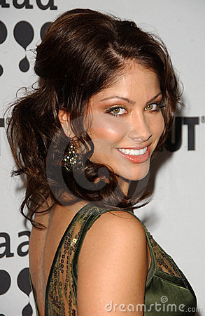 Valery M. Ortiz at the 18th Annual GLAAD Media Awards. Kodak Theatre, Hollywood, CA. 04-14-07 Editorial Stock Photo