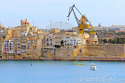Valetta Grand harbor; the Three Cities; Cospicua