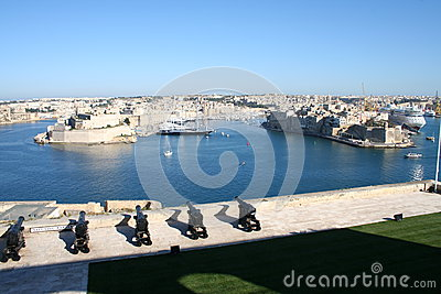 Valetta, Malta Editorial Stock Image