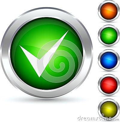 Validation button.