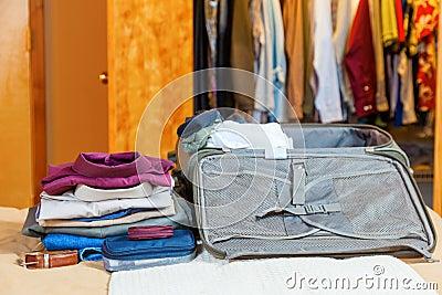 Valigia dell imballaggio