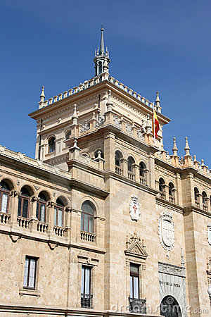 Valladolid Royalty Free Stock Photos - Image: 12522218