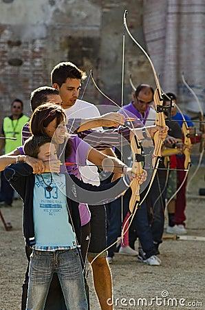 VALLADOLID, SPAIN – SEPTEMBER 2, 2012: Editorial Stock Photo