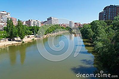 Valladolid Sunny Day