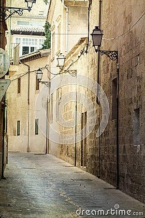 Valldemossa village, Mallorca, Balearic island