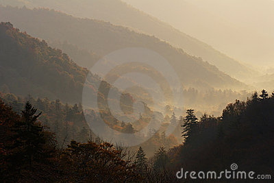 Valle de la mañana