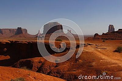 Vallée de monument, Utah, Etats-Unis