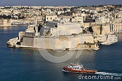 Valletta - Grand Harbour - Malta
