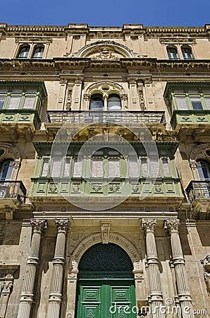 Valletta s architecture - Malta