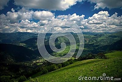 Valley of Bakuriani